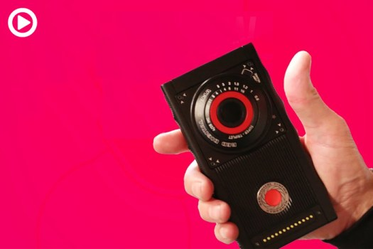 Hands-On With the RED Hydrogen One