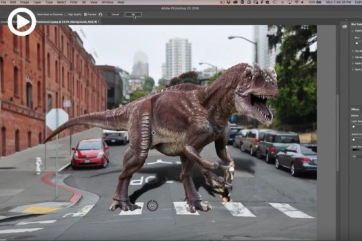 Add Realistic Shadows to Your Image in Photoshop