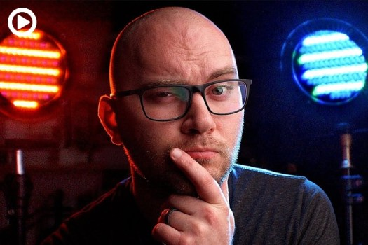 These RGB Lights Won't Cost You More Than a Few Lattes