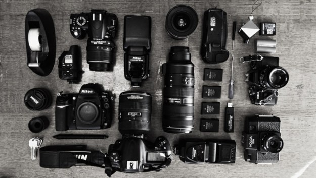 How To Fly With Your Photo Gear - But Maybe Not All This Gear