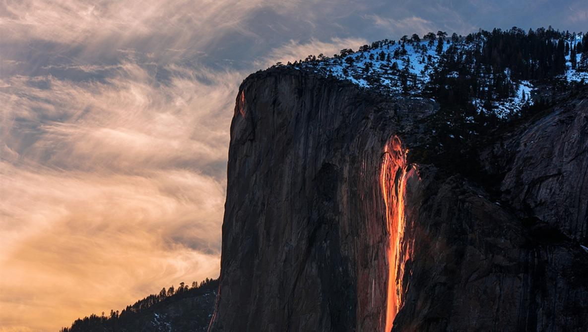 Yosemite Lava Falls Wallpaper Yosemite Pic Impre Media