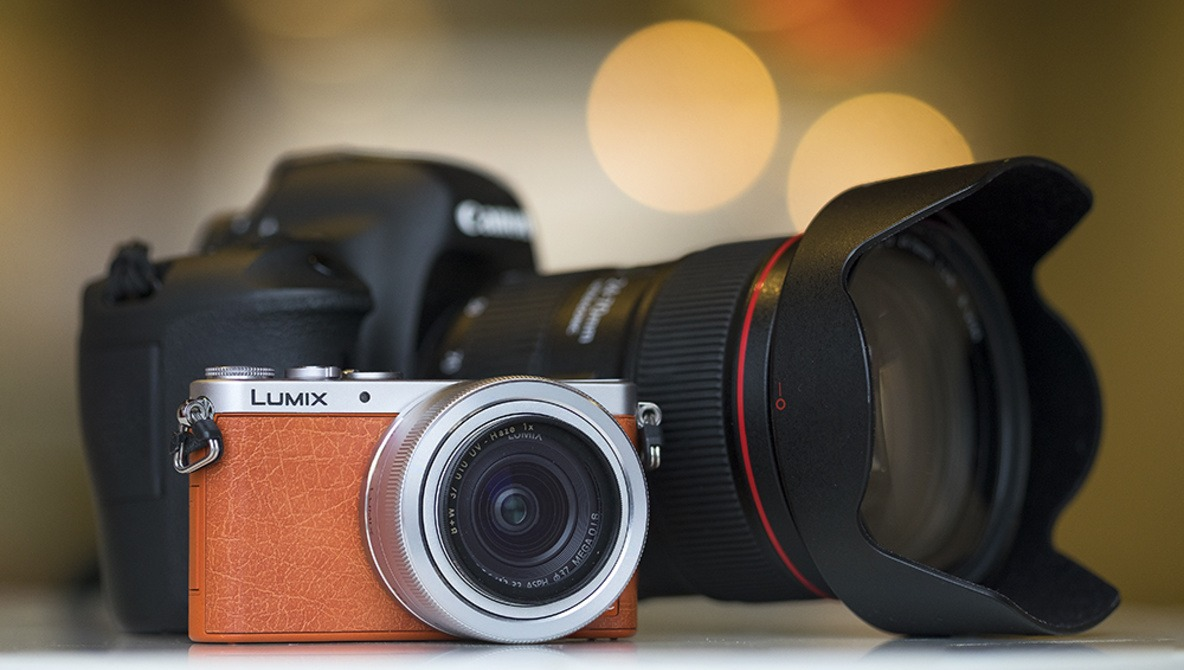 rethinking photography gear after