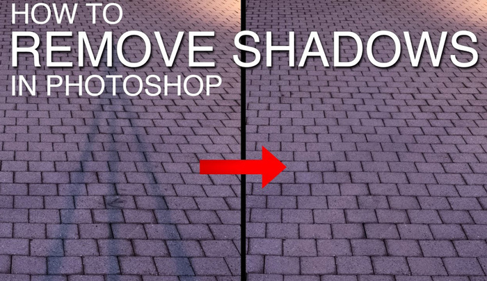 How to Remove a Shadow Using Luminosity Masks  Fstoppers