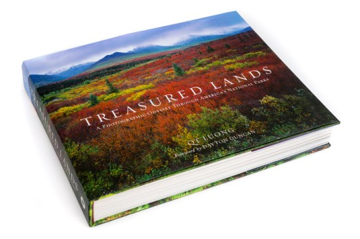 The Must-Have U.S. National Park Travel Guide for Photographers: 'Treasured Lands'