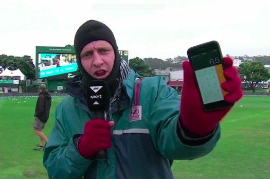 Cricket Reporter Claims iPhone Calculator App Is a 'Light Meter,' Gives Measurements