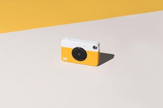 Kodak Announces Printomatic 10-Megapixel Instant Zink Print Camera