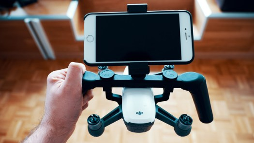Transform Your DJI Drone in a Handheld Gimbal With This Accessory by PolarPro