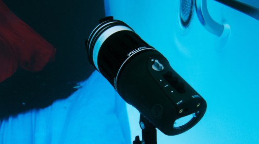 Testing the Capabilities of the Stella Pro 5000 Underwater