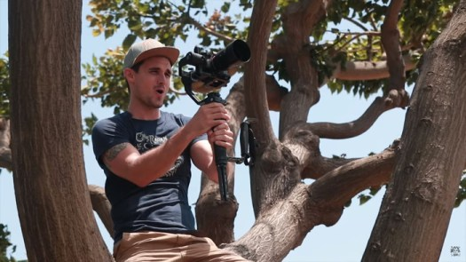 How to Be a Resourceful Filmmaker and Get B-Roll That Can Sell
