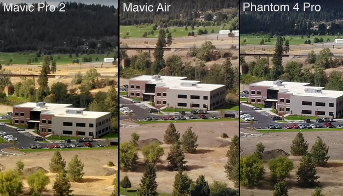 The Mavic Pro 2 Image Quality Might Not Be Hasselblad Quality