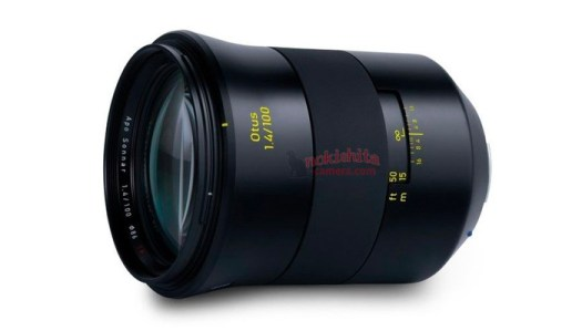 The Zeiss Otus 100mm f/1.4 Lens Is on Its Way in 2019 [Rumor]