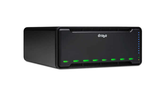 Drobo Announces Drobo 8D Eight-Bay Direct-Attached Storage Device