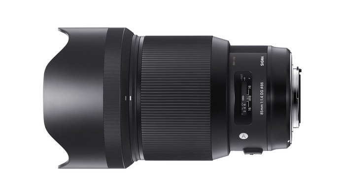 Take $350 Off the Highly Popular Sigma 85mm f/1.4 Art Lens Today Only