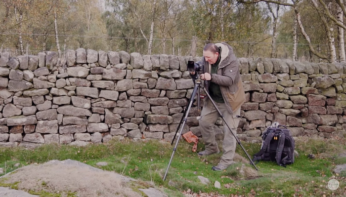 Blind Veteran Finds Solace in Landscape Photography
