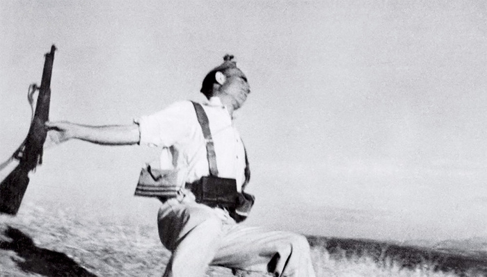 Was Robert Capa Photography's Greatest Fraudster?