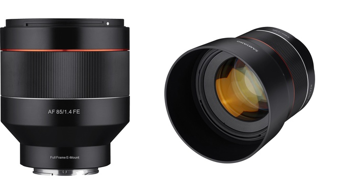 Hands-on Look at the New Samyang AF 85mm F/1.4 FE