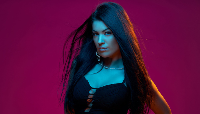 Spice Up Your Portrait Lighting With Colored Gels  Fstoppers