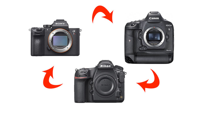 Many Photographers Are Switching Camera Brands. Should You Too?