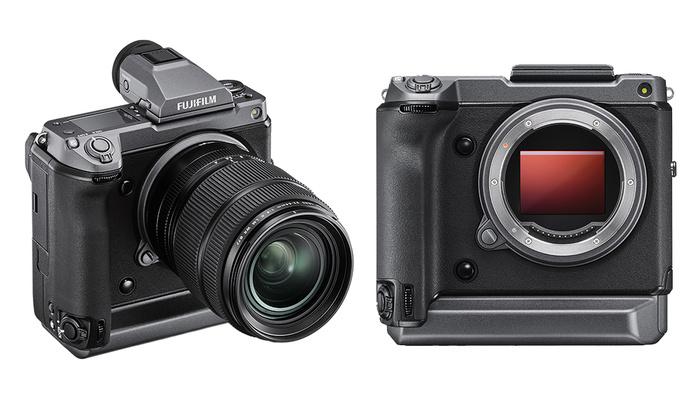 Fujifilm Announces the GFX100: 100+ Megapixels, 4K, In-Body Stabilization, Phase Detection Autofocus, All Under $10,000