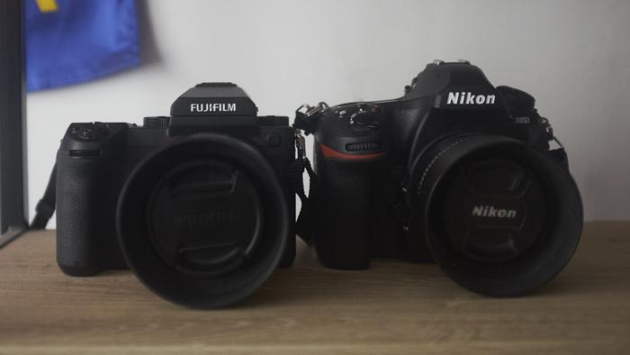 Complete Review of the Fuji GFX 50S, Part Three: Fuji GFX 50S Versus Nikon D850