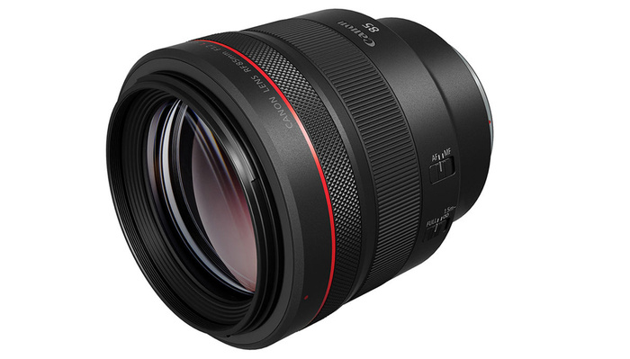 Canon Is Continuing to Fill Out Its Mirrorless Lens Lineup at a Rapid Pace