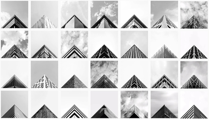 If Precise Lines and Architecture Is Your Passion, Check out This Instagram Project!