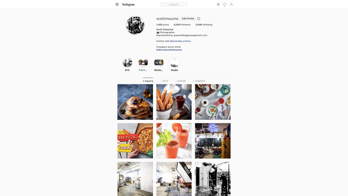 Four Quick Ways To Increase Work from Instagram