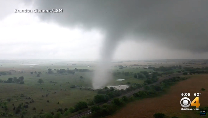 Scientists Are Using Drones to Study Tornadoes