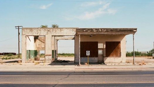Photographing Barren Landscapes and Abandoned Structures
