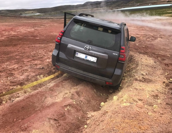 Instagram Influencer Fined After Bragging About Off-Roading on Protected Land in Iceland