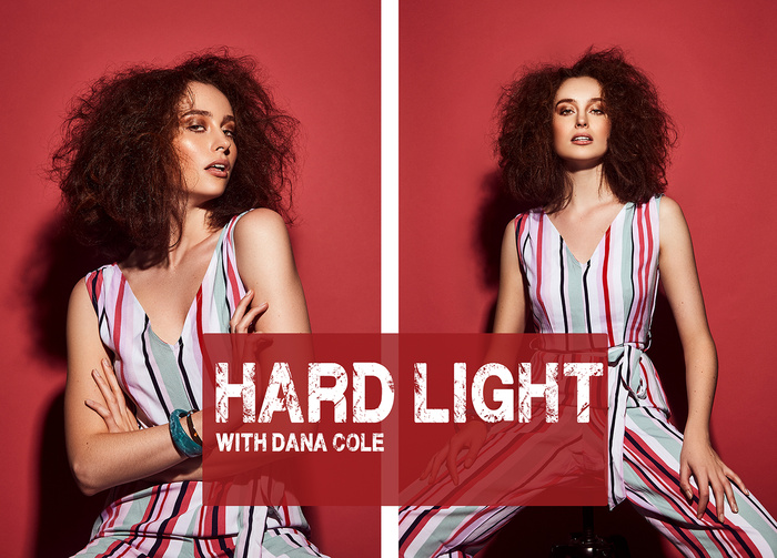 The Hard Light Look in Photography