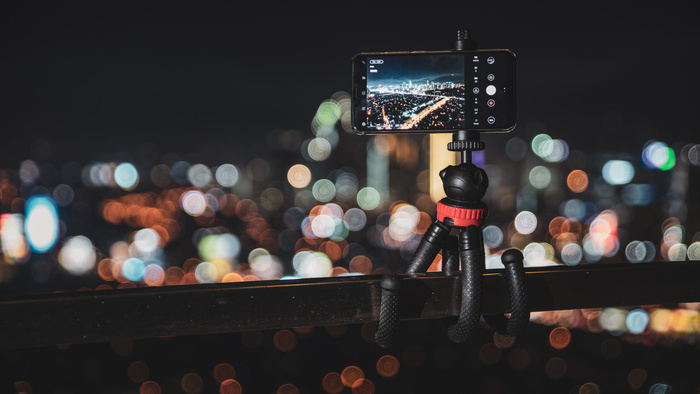 The Crucial Role of the Smartphone Camera in a Photographer's Pocket