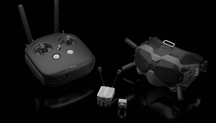 DJI's Professional Digital FPV System : Will This Change FPV Droning for Good?