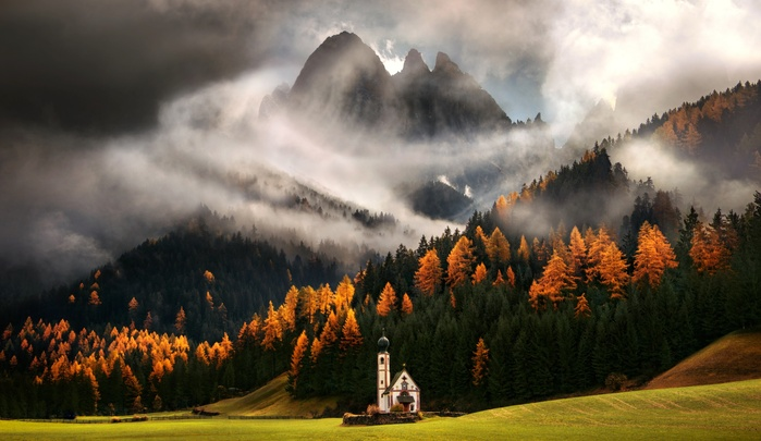 Top Five Photography Spots in the Dolomites
