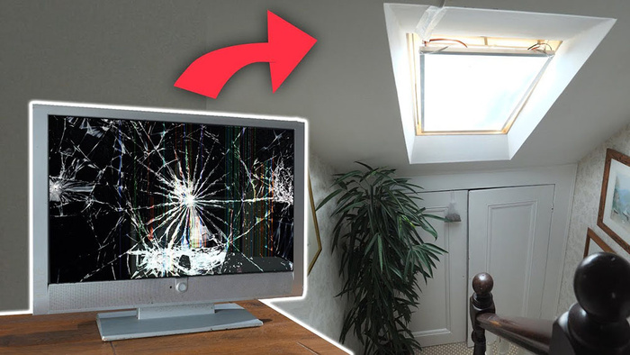 How to Create an LED Panel out of an Old TV Monitor
