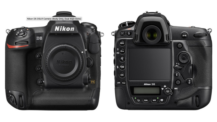 Nikon D6 Announcement Rumored to Be Coming September 4. Where's Canon?