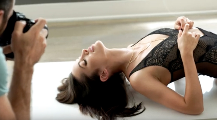 Three Options for Natural Light Boudoir Setups