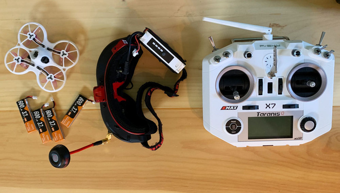 The Best Way to Get Into FPV Drones