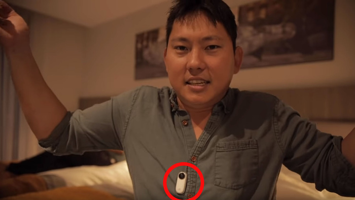 A Fun,Truly Wearable Action Camera?