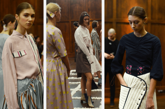 How to Get Into London Fashion Week