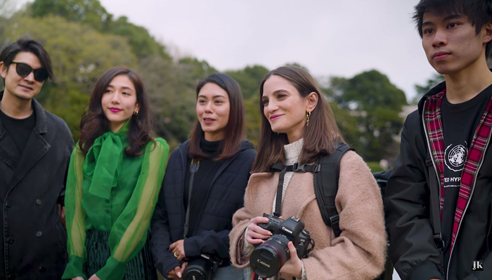 What Happens When Four Photographers Shoot the Same Model?