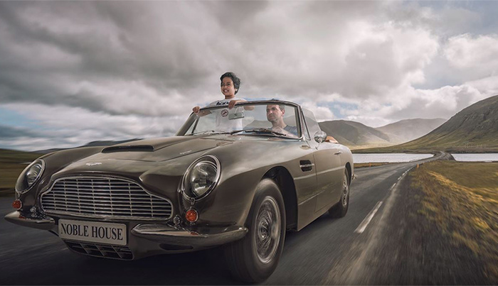 See How Photographer Creates a Roadtrip Through Iceland