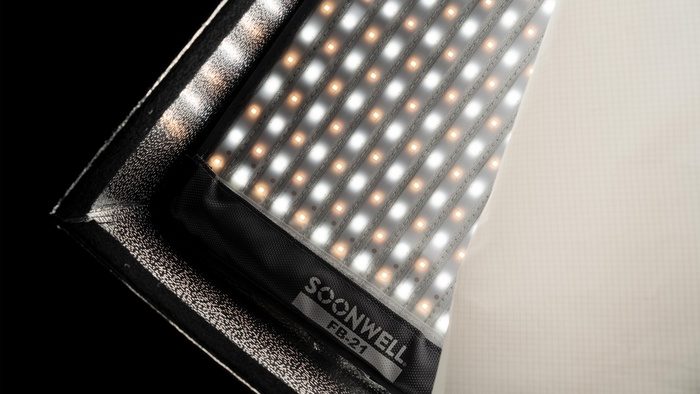 Why You Need to Shoot With Flexible LED Panels: Fstoppers Reviews the SOONWELL FB-21 Bi-Color LED Light