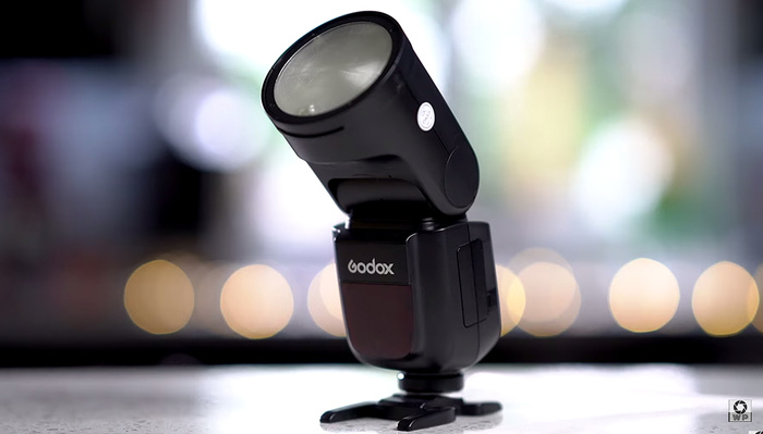 A Review of the Godox V1 Flash