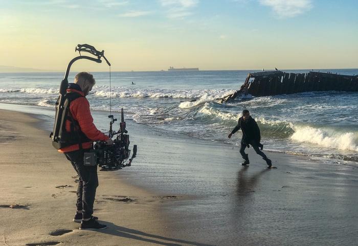 Steven Holleran Uses New Canon C700 Full Frame Camera to Film New Movie