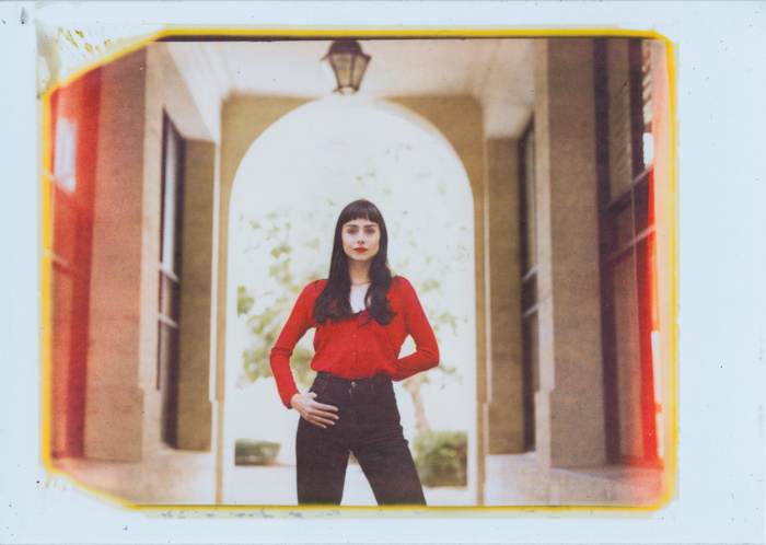 Shooting Portraits With Vintage Land Polaroid Cameras and Peel-Apart Film