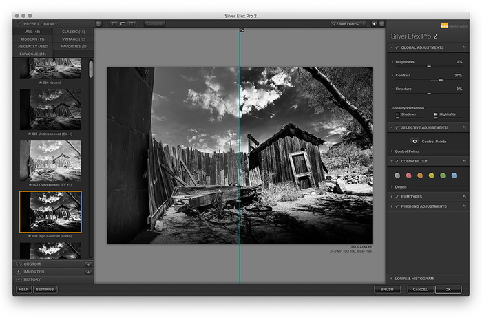 Nik Updates Its Plug-In Collection With Extensive Black and White Enhancements