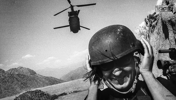 The Dangerous and Incredible Life of a War Photographer