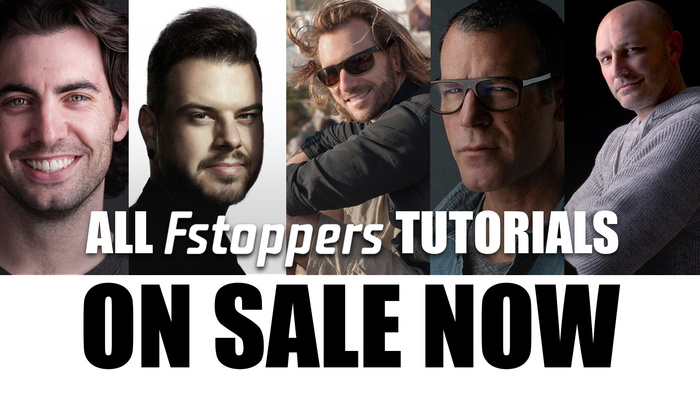 Fstoppers Black Friday Photography Tutorial Sale