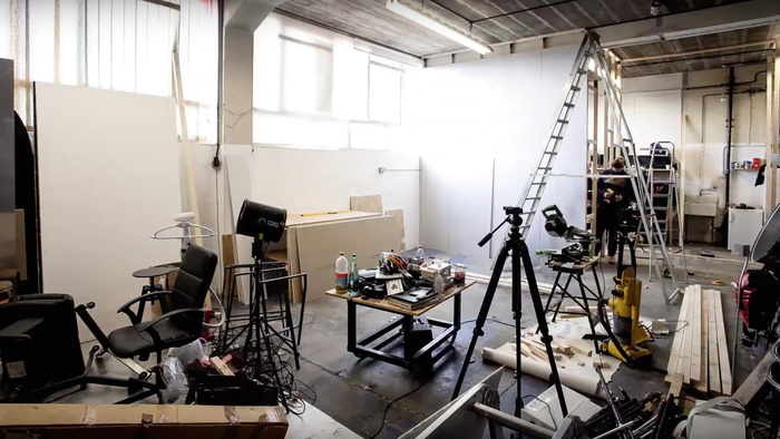 Ever Wondered How Photography Studios are Built?